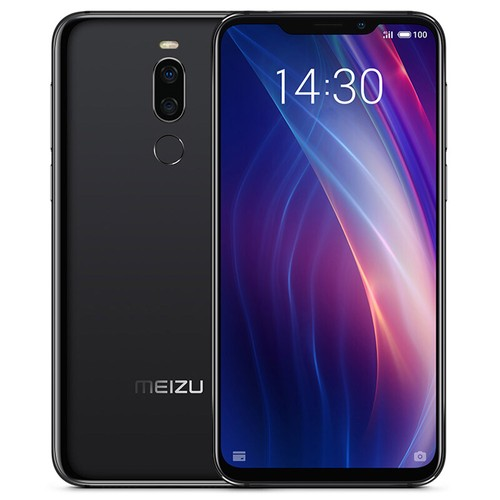 Meizu X8 6.2 Inch 4G LTE Smartphone Snapdragon 710 4GB 64GB 12.0MP+5.0MP Dual Rear Cameras Android 8.1 Face ID Full Screen - Black