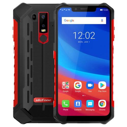 Ulefone Armor 6 6.2 Inch 6GB 128GB Smartphone Red