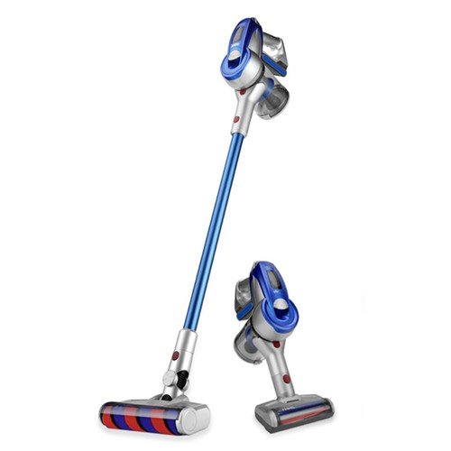 Xiaomi JIMMY JV83 Cordless Stick Vacuum Cleaner 135AW Suction 60 Minute Run Time Anti-winding Hair Mite Cleaning Global Version - Blue