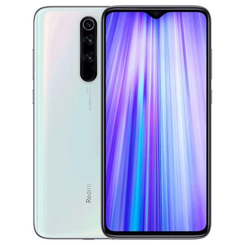 Xiaomi Redmi Note 8 Pro 6.53 Inch 4G LTE Smartphone MTK Helio G90T 6GB 64GB 64.0MP+8.0MP+2.0MP+2.0MP Four Rear Cameras 4500mAh Battery MIUI 10 Fingerprint - White