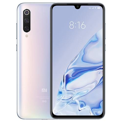 Xiaomi Mi 9 Pro 5G Smartphone 6.39 Inch Snapdragon 855 Plus 12GB 256GB 48.0MP+12.0MP+16.0MP Triple Rear Cameras Fingerprint ID Dual SIM MIUI 11 - White