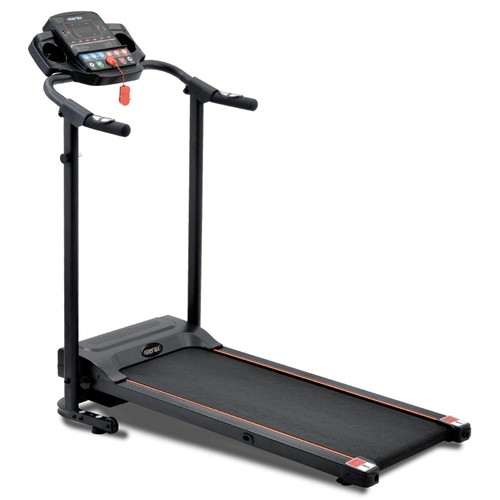 Merax Foldable Treadmill Running Machine with Loudspeaker for Home Gymnastics-Fitness