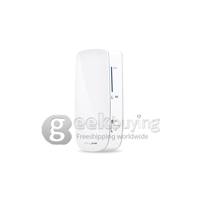 TP-LINK TL-MR12U Portable Rechargeable 3G Wi-Fi IEEE 802