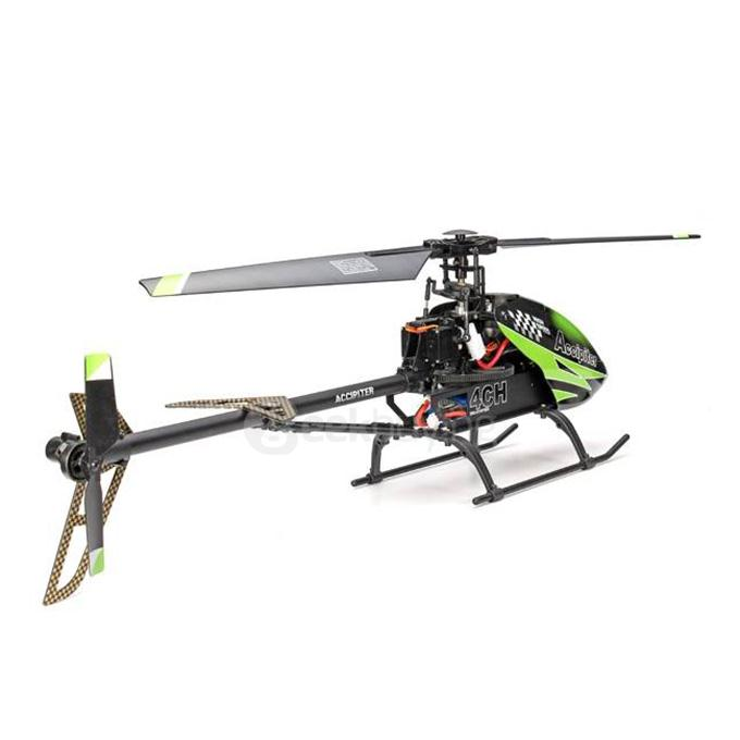 FX067C 2.4G 4CH 6 Axis Gyro Flybarless RC Helicopter