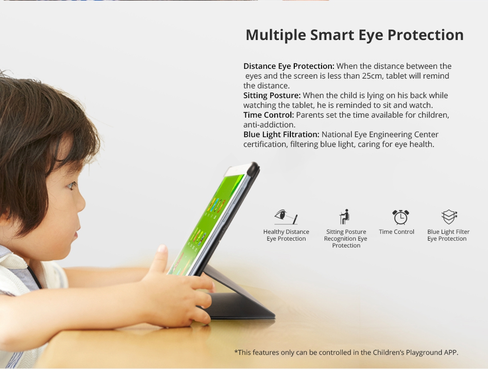 """HUAWEI Honor Pad 5 WIFI Tablet PC Hisilicon Kirin 659 Octa Core GPU Turbo 10.1"""" IPS Screen 1920*1200 EMUI 8.0 3GB RAM 32GB ROM Built-in GPS - Grey"""