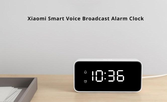 Xiaomi Xiaoai Smart Voice Broadcast
