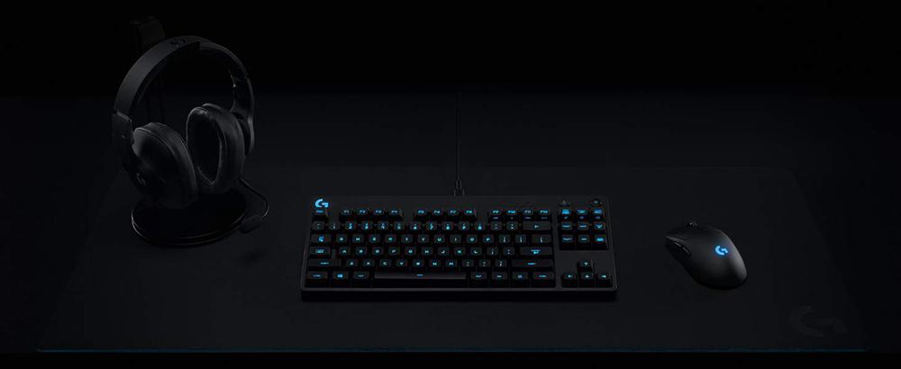 Logitech G PRO Wireless Dual-mode Gaming Mouse Black