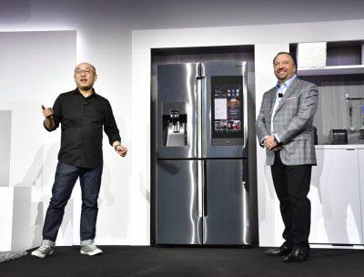 CES 2018: Samsung se vuelve un clásico de la innovación 2