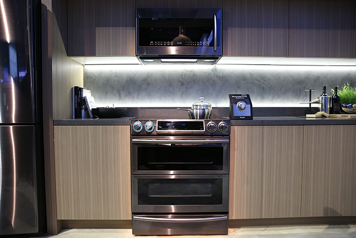 Photo Essay A Stylish New Look in Home Appliances