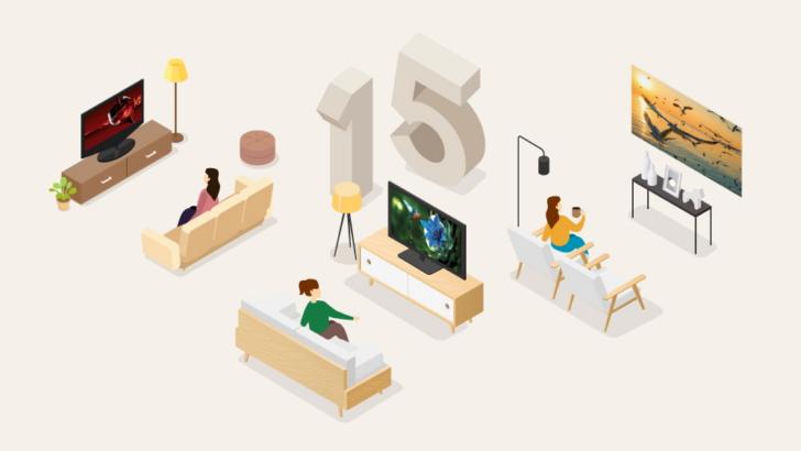 [15 Years of TV Leadership] ① Samsung TVs – a legacy of innovation – Samsung Global Newsroom