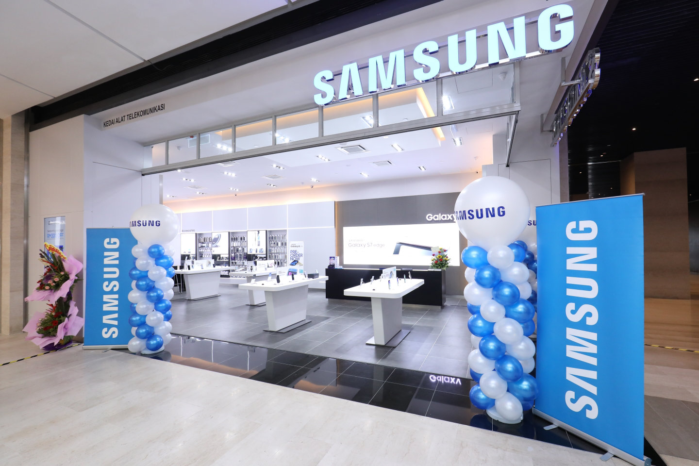 Samsung Opens First Ever Experience Store in Genting  Samsung Newsroom Malaysia