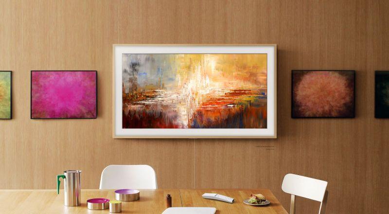 telewizor-the-frame_Art Mode