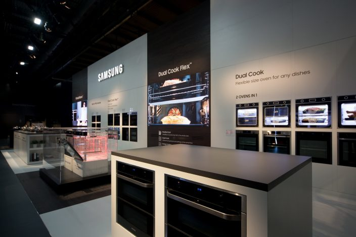 Samsung Showcases its Latest Innovative Appliances at