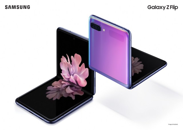 The Future Changes Shape: Express Yourself with Galaxy Z Flip – Samsung  Newsroom U.K.