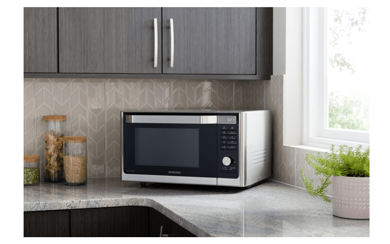 kitchen microwave placement options