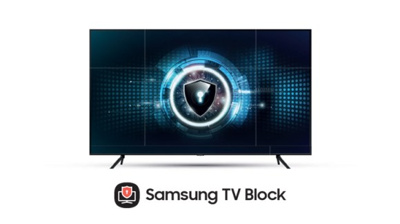Samsung Supports Retailers Affected By Looting With Innovative Television Block Function