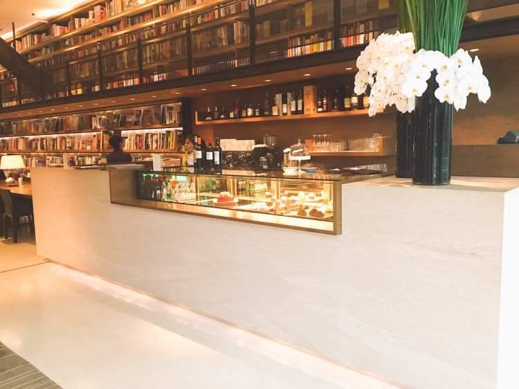 松菸誠品行旅咖啡店》The Lounge 大廳書房 | Eslite Hotel Coffee