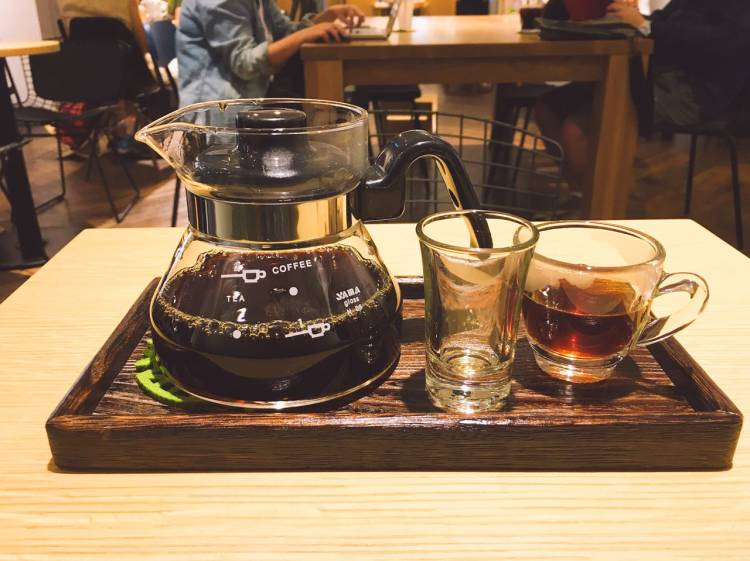 爐鍋咖啡 》 中山捷運站咖啡店  | Taipei Coffee