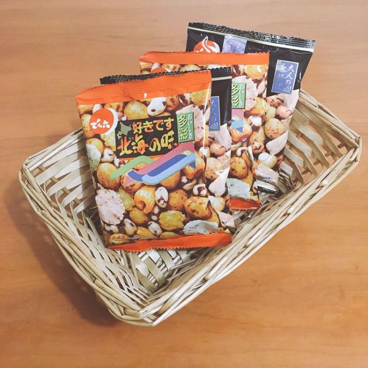 【傅六什錦豆】Costco 好市多 | Japanese Seafood Snack | 日本零食