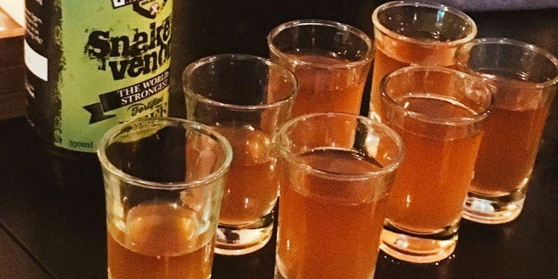 高酒精啤酒 》蛇毒啤酒     Brewmeister Beer Snake Venom
