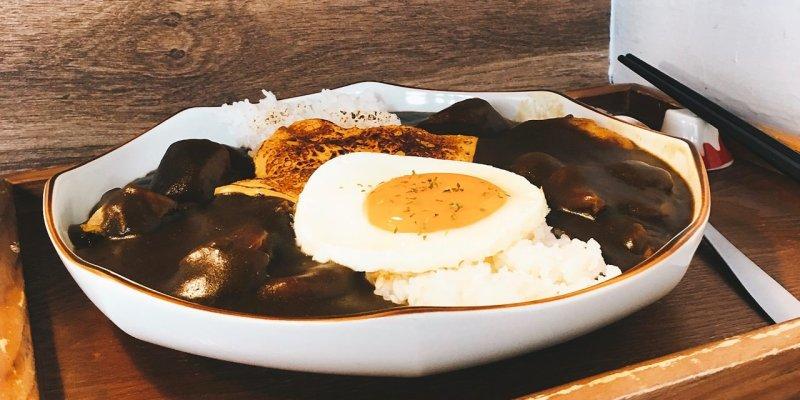 Fuji Curry 富士咖哩 》 台北六張犁捷運站美食   Taipei Curry Restaurant
