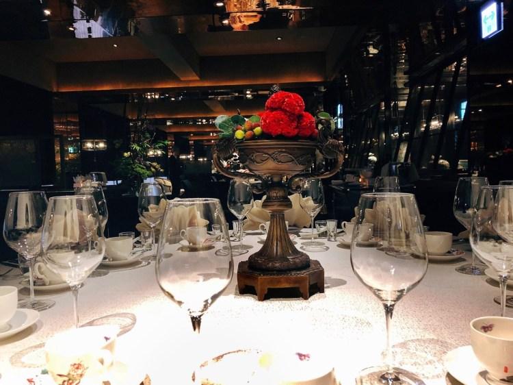 頤宮 Le Palais 》Taipei Michelin 3 Stars Restaurant     君品酒店台北米其林三星餐廳榮耀