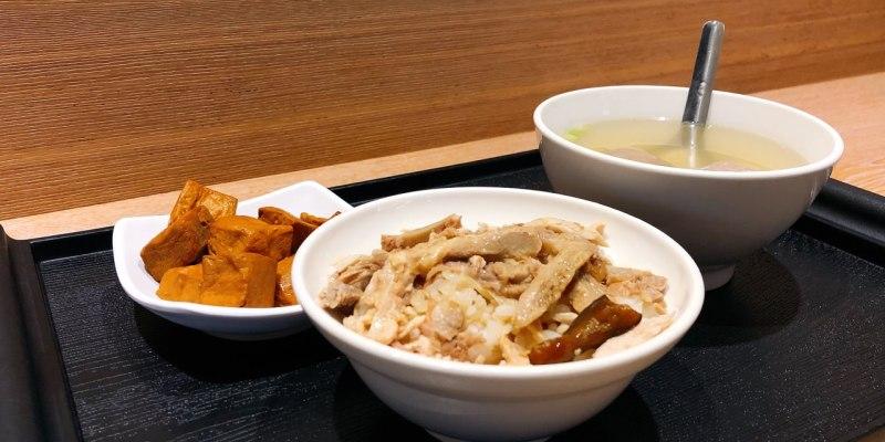 肉伯火雞肉飯 》台北信義區上班族美食  |  Taipei Turkey Rice