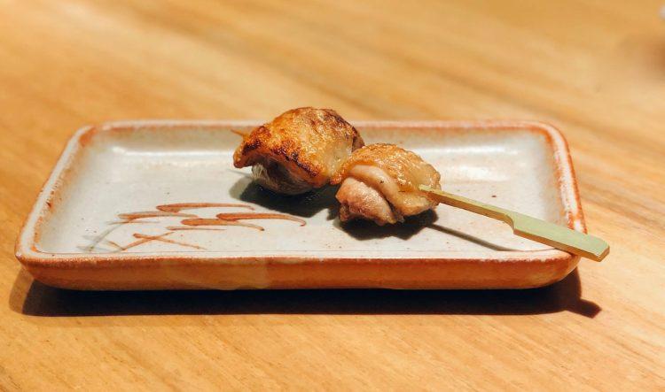 台北鳥喜燒烤 produced by Toriki 》米其林餐盤之日式燒烤料理