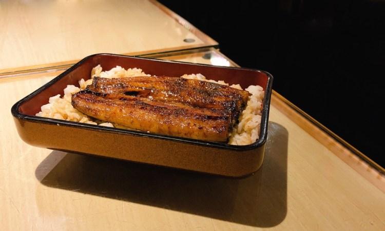 台北鰻魚飯 》梅子鰻屋不僅有鰻魚飯也有日本料理 | Taipei Eel Rice