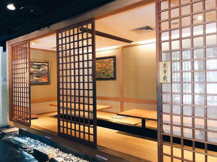 欣葉日本料理中山店 》 台北平價吃到飽餐廳  | Taipei Buffet Restaurant