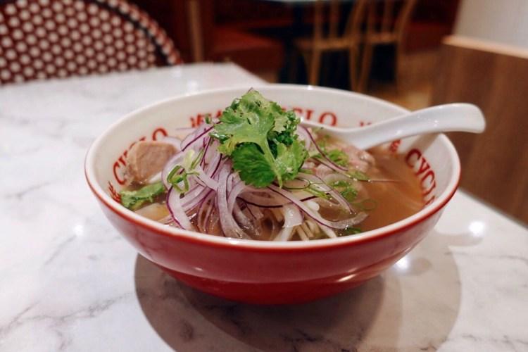 CYCLO PHO Taipei 》人人稱讚的台北東區 CYCLO 洛城牛肉粉