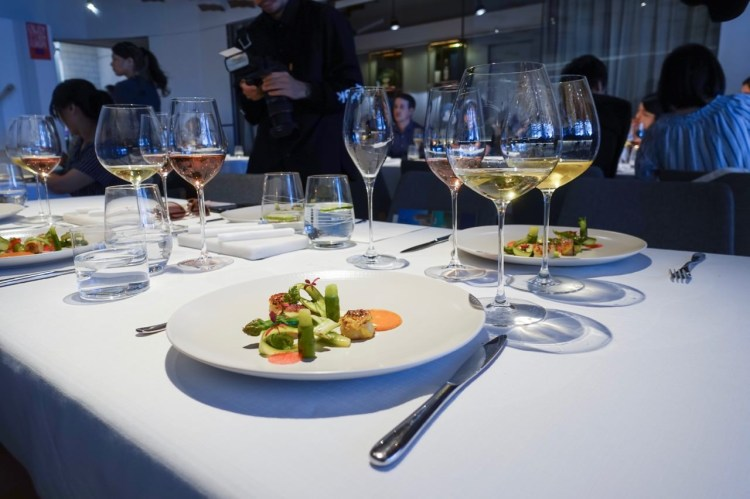 Taïrroir 態芮 》追求法式料理和唯美擺盤的台北米其林餐廳