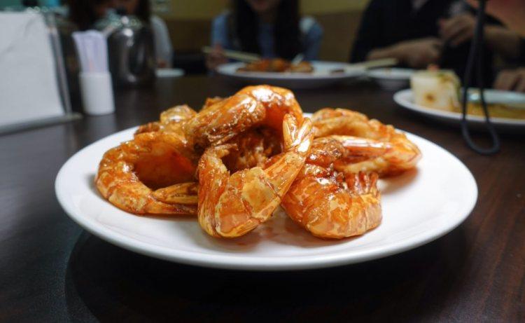 Taipei Seafood 》鴻寶港式海鮮菜單除了海鮮也有其他菜餚選擇