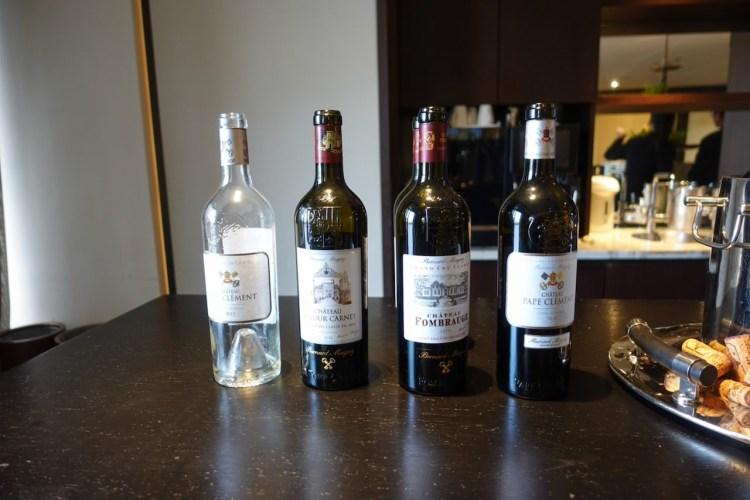 BERNARD MAGREZ WINE TAIWAN EVENT 》貝瑪格雷集團品酒會