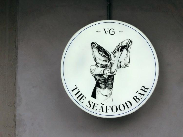 台北大安區餐酒館 》VG Seafood Bar Restaurant (內附菜單)
