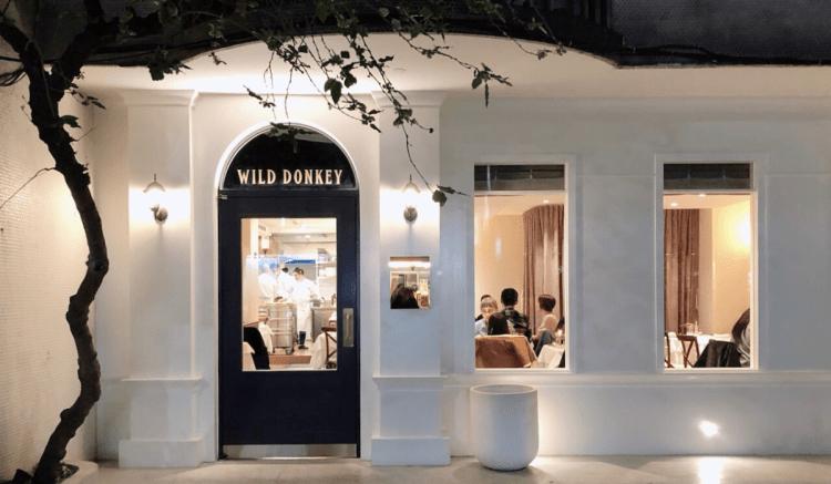 Wild Donkey Taipei 》野驢小餐館菜單是 Farm To Table 的最佳代表作