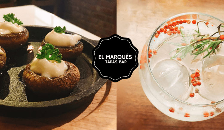 El Marqués Tapas Bar 》台北大安區西班牙餐廳美食   新開幕   Spanish Cuisine