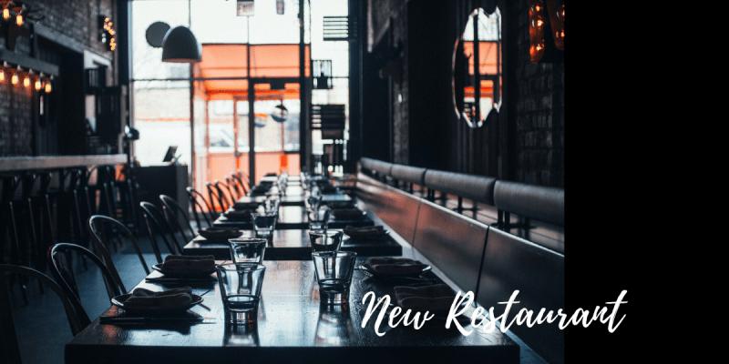 2020 台北新開幕餐廳與咖啡店 》2020 Taipei New Restaurant & Cafe Guide