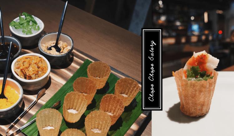 Chope Chope Eatery by JL Studio 》台北 2020 米其林餐盤餐廳 (內有菜單)