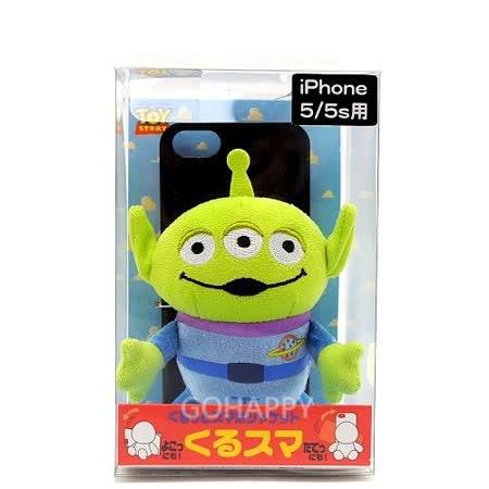 Disney.Pixar iPhone 5S/5【三眼怪寶寶】旋轉活動式手機殼 -GOHAPPY快樂購物網