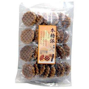 本格派黑糖鬆餅200g.愛買線上購物.餅乾飲料館 -friDay購物
