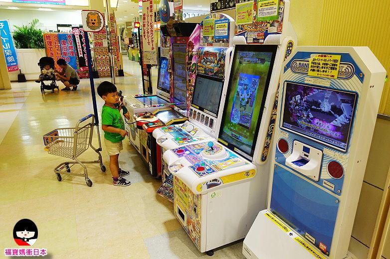 沖繩名護購物~名護AEON(UNIQLO 大創DAISO 玩具 超市)。住北部夜晚消磨時間的好去處 - 福寶媽衝日本