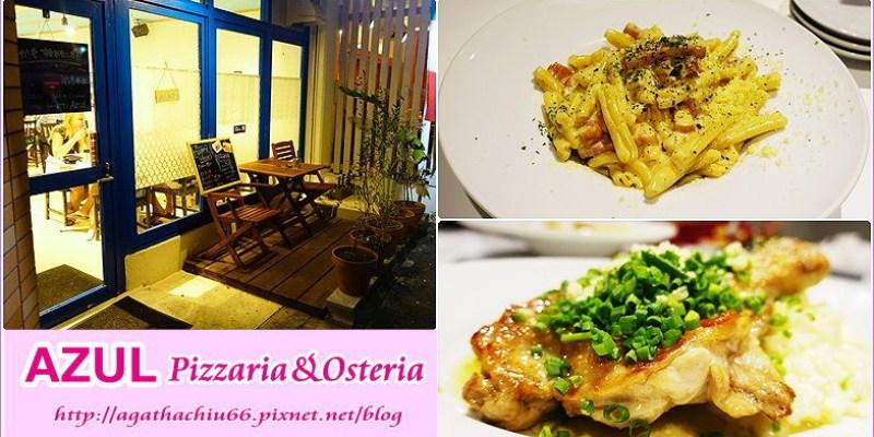[沖繩国頭郡餐廳] Pizzeria&Osteria AZUL,融入沖繩魂的義大利料理,近美ら海水族館,小店要很低調分享