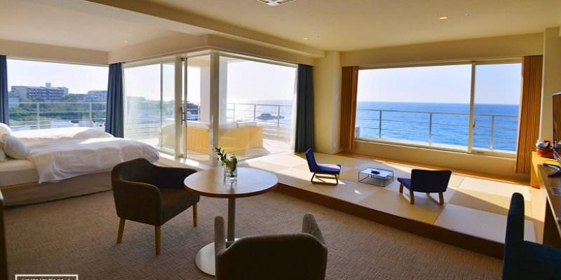 【和歌山南紀白濱飯店】Shirahama Key Terrace Hotel Seamore 南紀白濱梅樽溫泉Seamore飯店