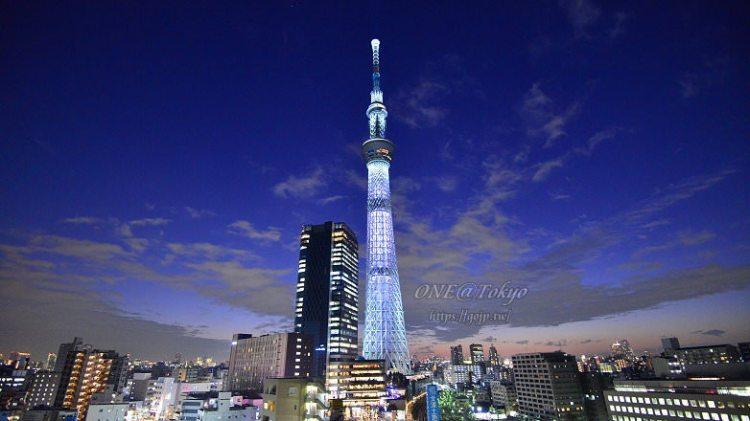 東京押上住宿~東京ONE飯店 ONE@Tokyo晴空塔景觀飯店,住LAWSON 100隔壁