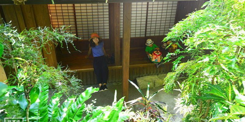 [沖繩北部海景餐廳] cafe CAHAYA BULAN備瀨福木林道海景老屋咖啡館,眺望伊江島