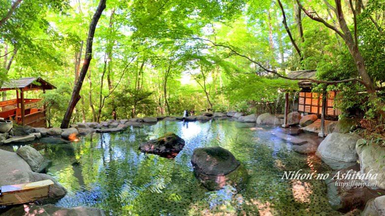 【由布院住宿】秘境溫泉旅館 二本之葦束 Nihon no Ashitaba,獨享超大露天溫泉、竹林風呂