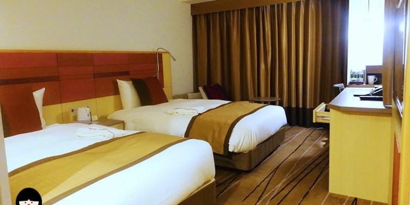 【博多住宿】JR九州飯店Blossom博多中央,博多站正前方,地下街直通JR九州飯店Blossom博多中央