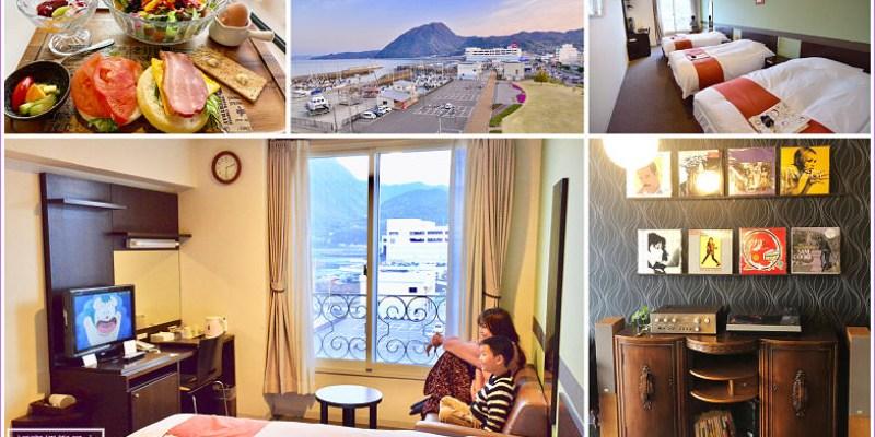 【別府住宿】Aile飯店 Hotel Aile,頂樓海景溫泉,對面就是購物中心&大型超市