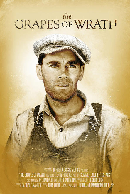 The Grapes of Wrath Poster 1: Extra Large Poster Image | GoldPoster